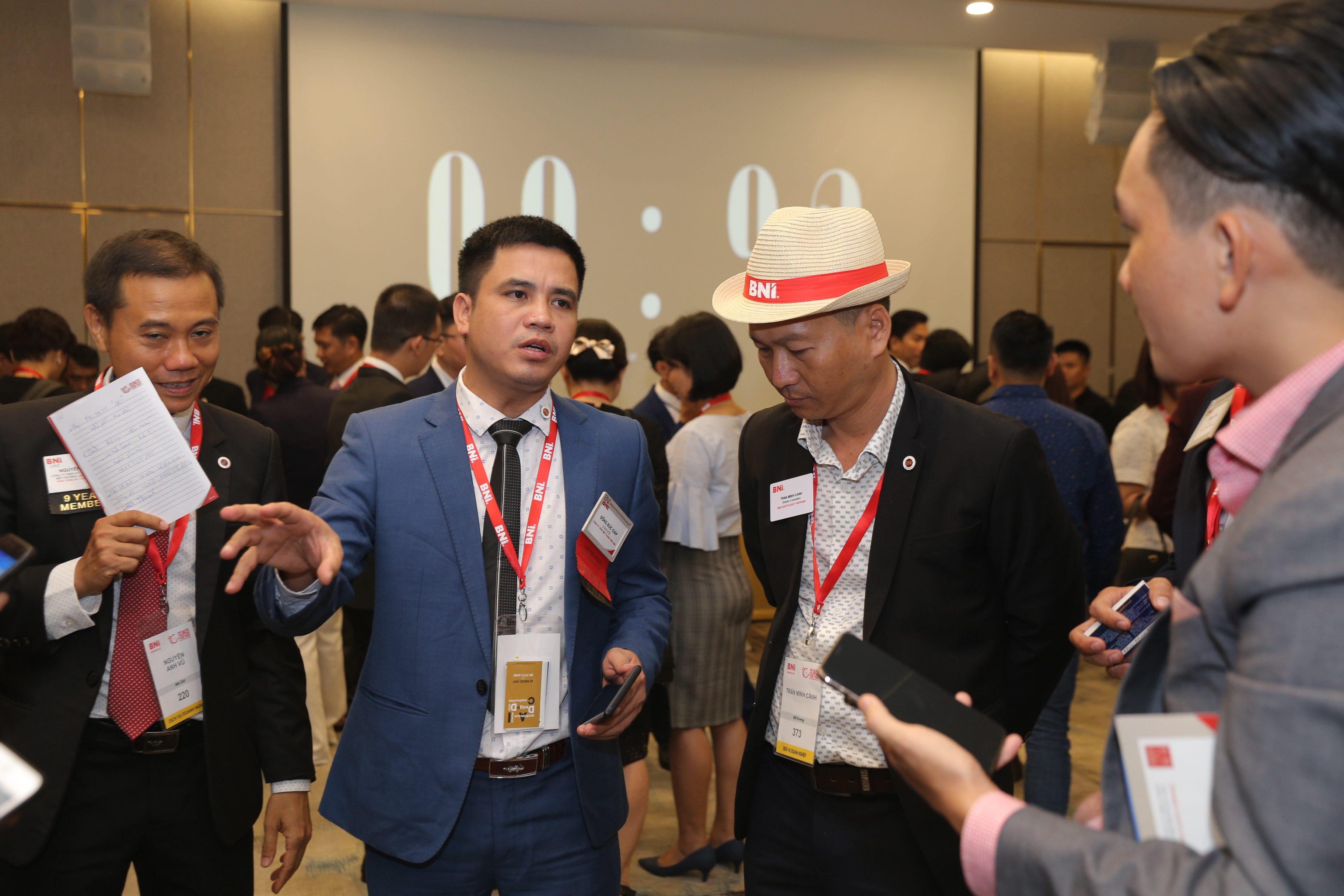 Hội Ngộ Đỉnh Cao 2021 - BNI Vietnam